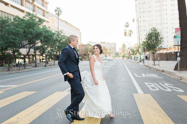 Unforgettable Urban Flair Wedding