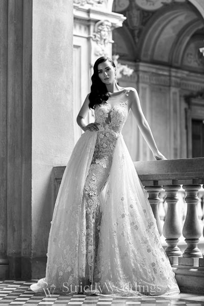 Maison Signore Trunk Show Coming To Kleinfeld Bridal Strictly Weddings