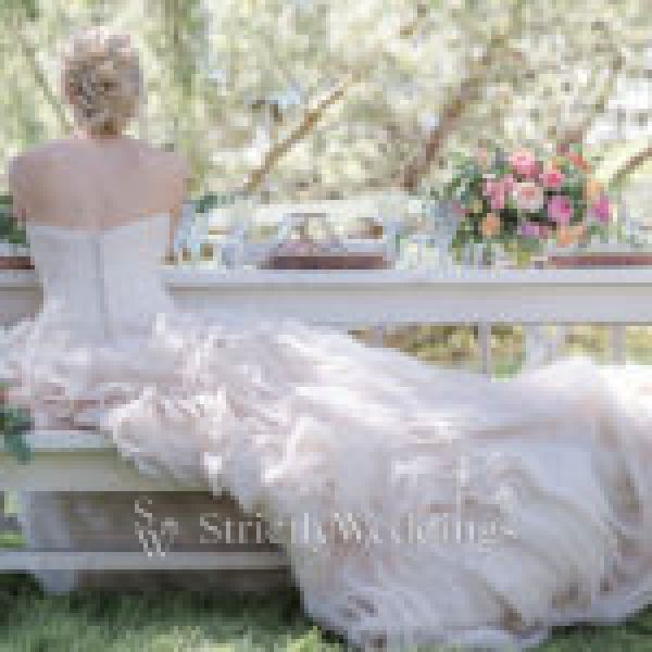 Soft Pastel Outdoor Wedding Inspiration | Strictly Weddings