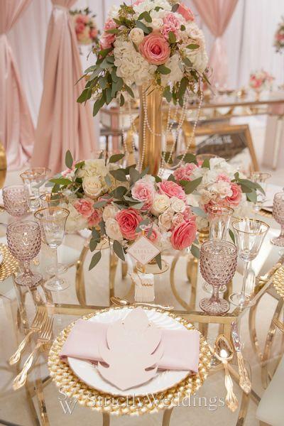 Glamorous Era Theme Wedding