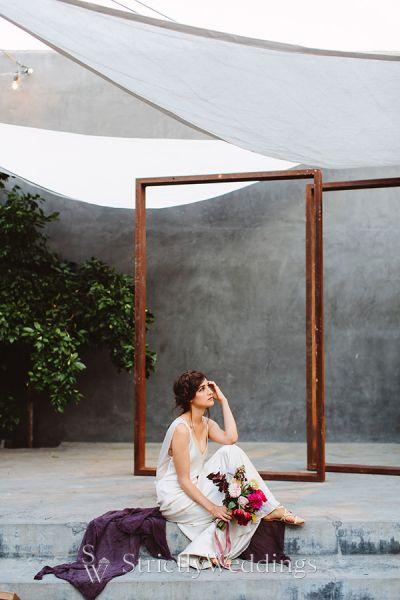 Moody Spring Wedding Inspiration