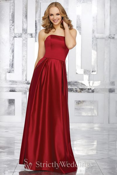 Fall 2017 – Bridesmaids Collection - Morilee by Madeline Gardner