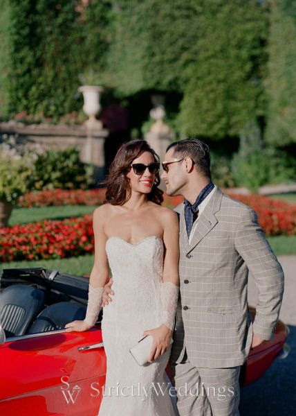 Lavish Romantic Tuscany Wedding Inspiration