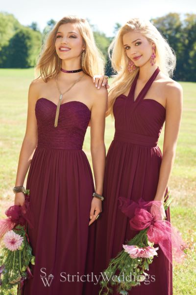 Spring 2017 - Bridesmaids Collection - Camille La Vie