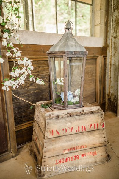 Dreamy French Inspired Wedding Details
