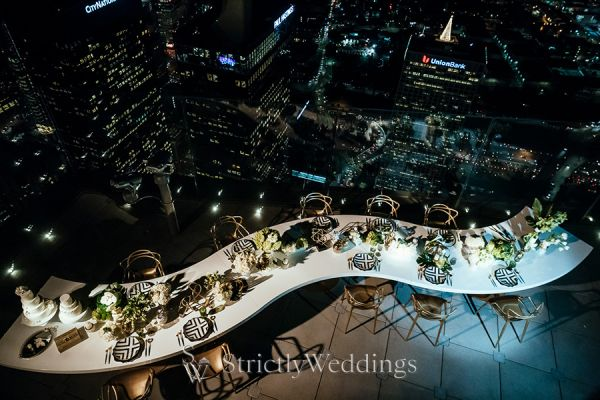 Perfect Wedding Venue for a Modern Rooftop Affair