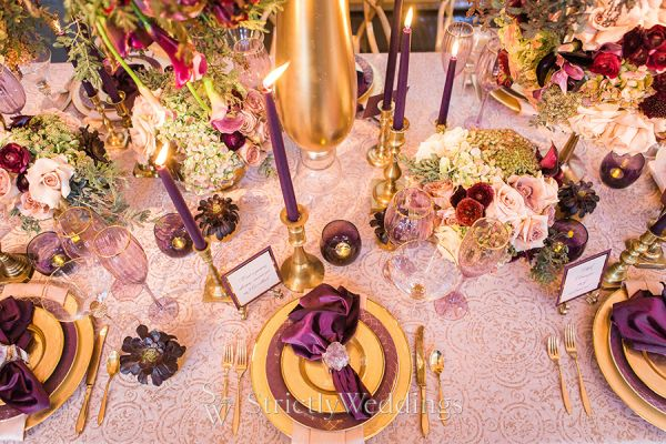 Bringing Style to Your Wedding Table
