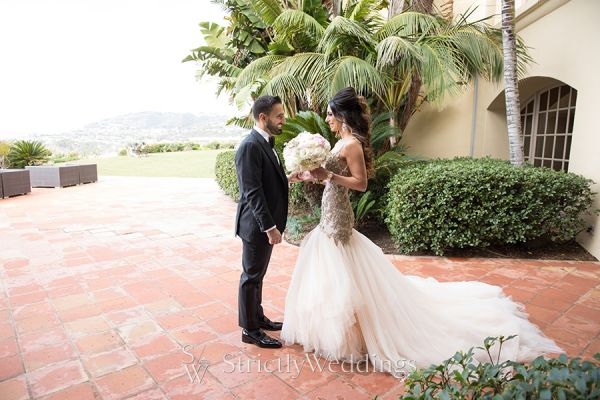 Unbelievable Outdoor Luxury Wedding in California