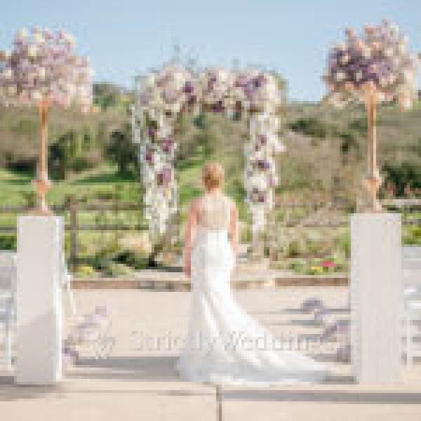 Breathtaking Northern California Outdoor Wedding | Strictly Weddings