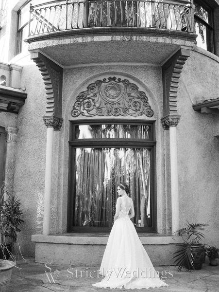 Old World Wedding Romance