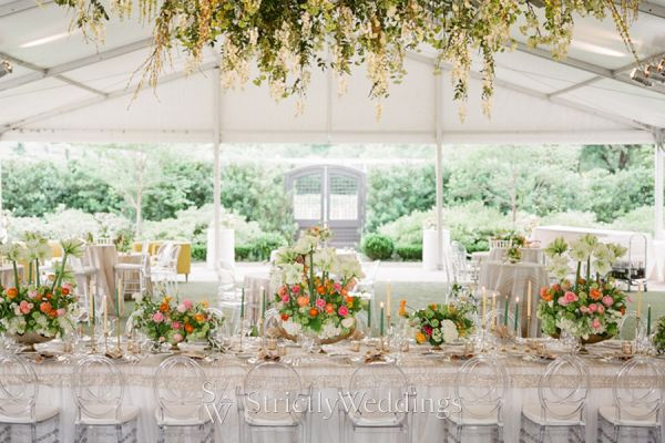 Bright And Colorful Summer Wedding Ideas Strictly Weddings