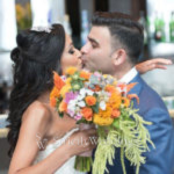 Unbelievably Gorgeous Destination Wedding in Israel | Strictly Weddings