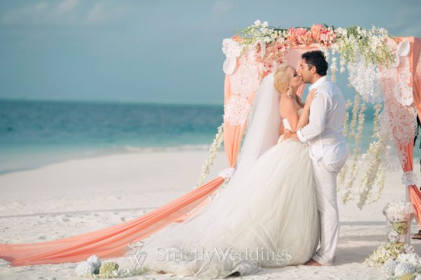 Saying I Do in the Maldives with a Private Destination Wedding