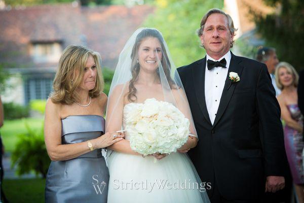 Pnina Tornai Real Bride Wedding