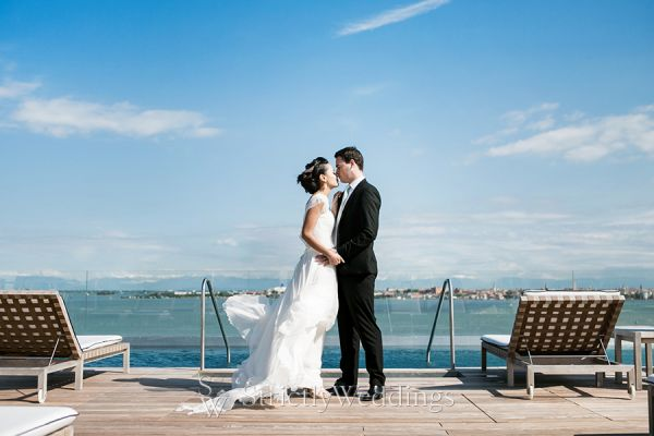 Modern Luxury Venice Wedding Ideas