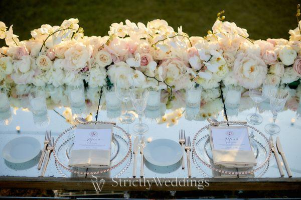 Glamorous Destination Wedding in Mykonos