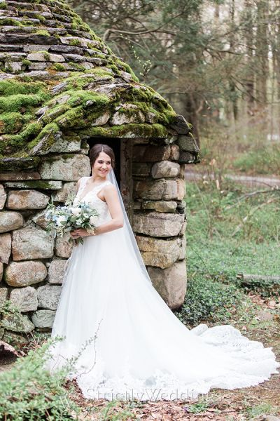 Enchanting Forest Themed Wedding