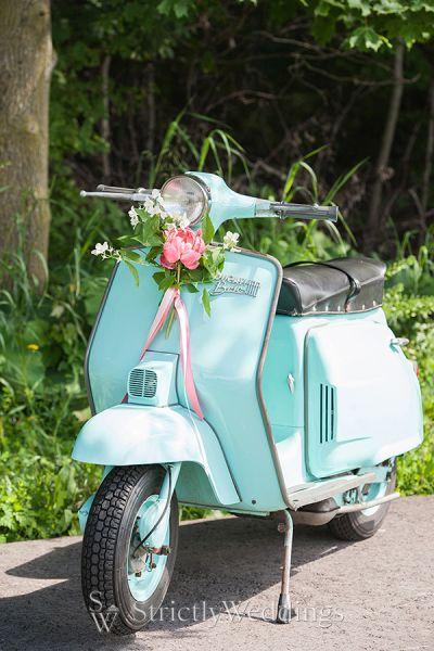 Vintage Italian Summer Wedding