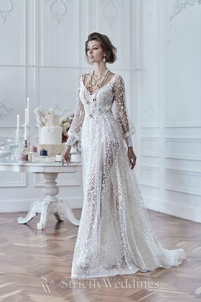 Maison Signore Italian Bridal Designer of Wearable Art