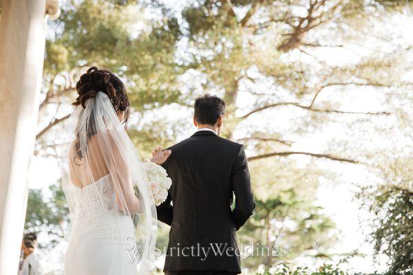 South of France Destination Wedding