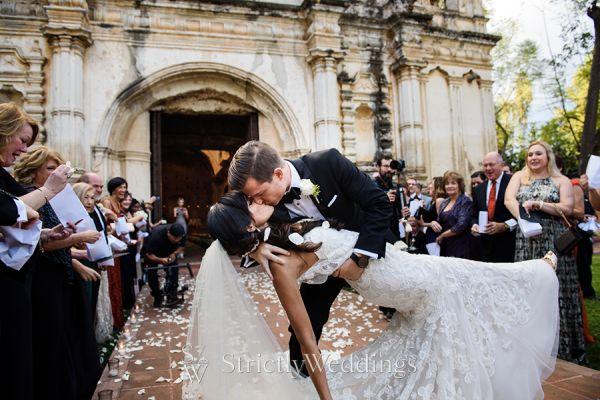 Old World Luxury Wedding in Antigua