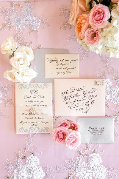 Springtime Blush Wedding Elegance
