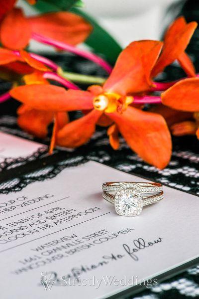 Edgy Modern Wedding Day