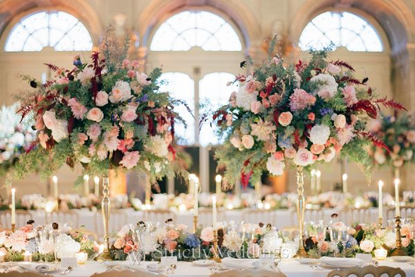 Luxury French Chateau Destination Wedding