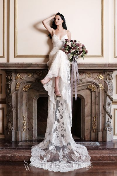 Bridal Industry Buzz Over Enzoani Wedding Dresses
