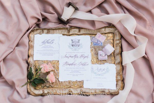 Timeless Southern Wedding Elegance