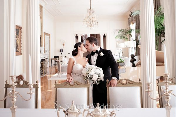 Whimsical Meets Timeless Los Angeles Wedding