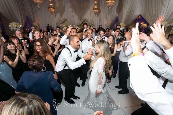 Glamorous Luxury Washington DC Wedding