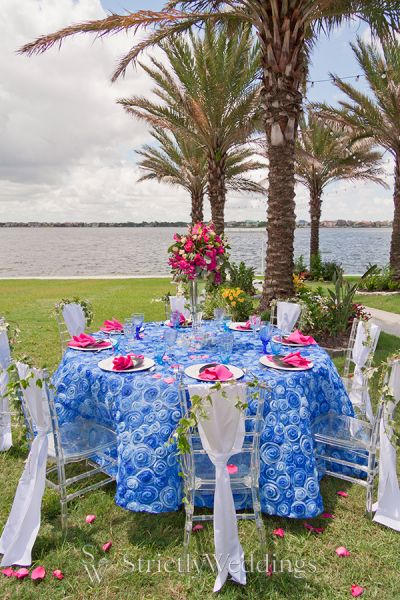 Mamma Mia Theme Wedding Ideas