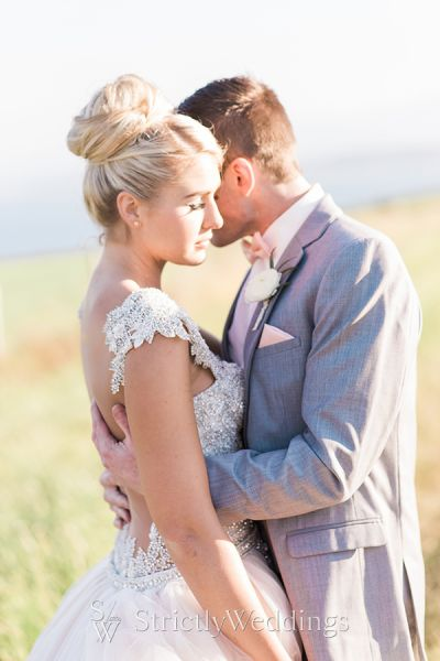 Puget Sound Seaside Wedding Elegance