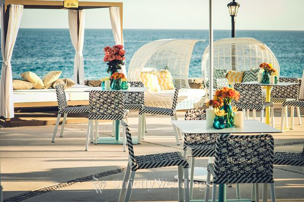 Beach Chic Destination Wedding