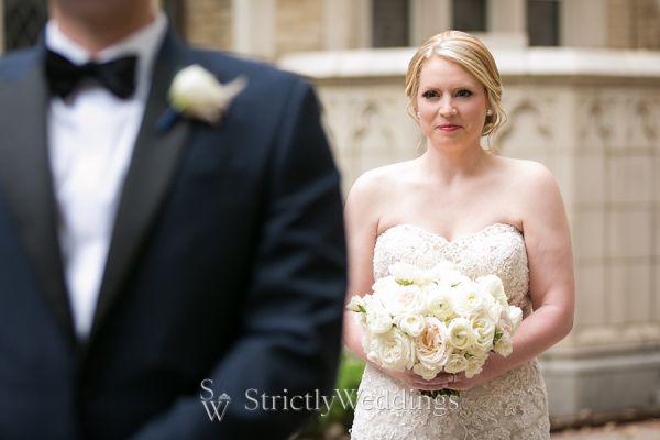Elegant Black Tie North Texas Wedding