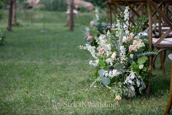 Enchanting Hummingbird Nest Ranch Outdoor Wedding