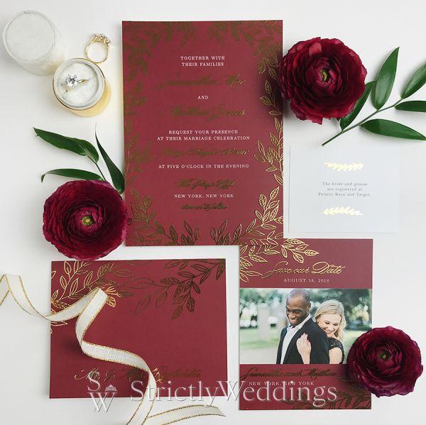 Flawless Wedding Invitation Design Tips | Strictly Weddings