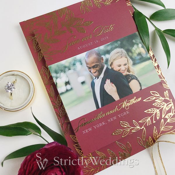 Flawless Wedding Invitation Design Tips | Strictly Weddings