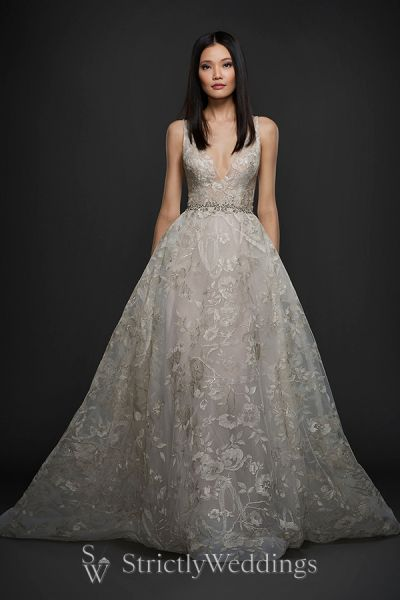 Gorgeous Wedding Dresses with Pockets