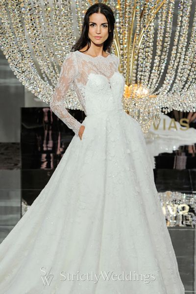 Gorgeous Wedding Dresses with Pockets | Strictly Weddings