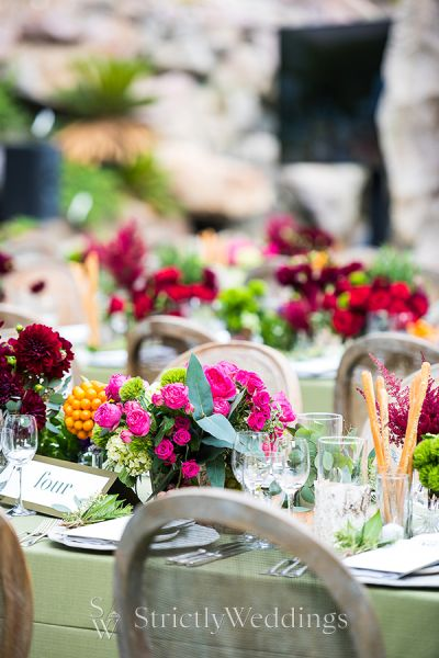 Rehearsal Dinner Guaranteed to Wow Guests