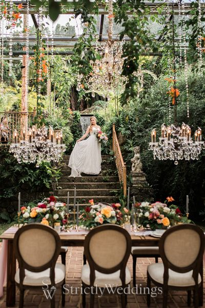 Old World Charm Meets Tropical Island Wedding