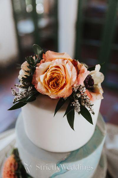 Rancho Las Lomas Estate Rustic Wedding Elegance