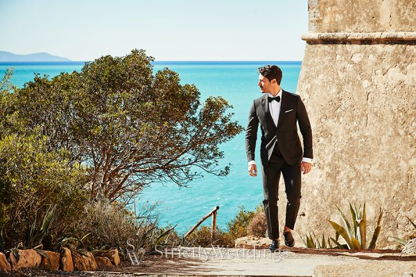 Ultimate Luxury Seaside Elopement in Tuscany
