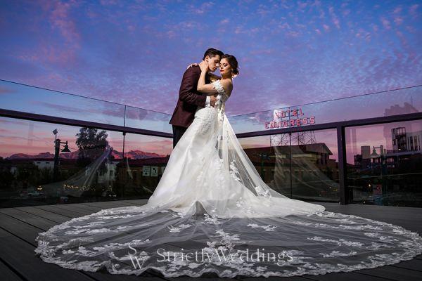 Urban Wedding Ideas in Downtown Tucson
